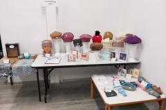 Konferenz über die Witwenarbeit in Plovdiv - Ausstellung der Produkte