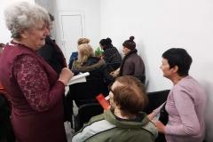 Konferenz über die Witwenarbeit in Plovdiv - gemütliches Beisammensein