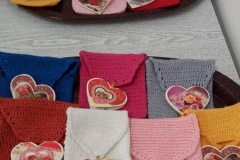 colorful little bags