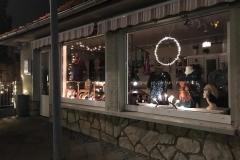 der Shop von außen