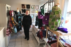 in the shop in Sarstedt