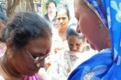 im Slum in Chennai