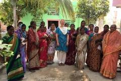 Witwen in Warangal