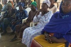 Widows in the village