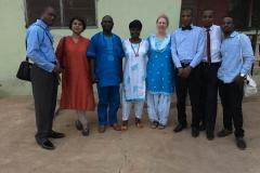 our team in Nigeria, Akure