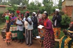 RWANDA, March 2017