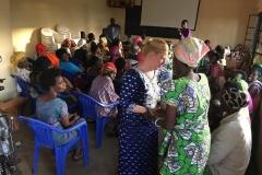 Eine neue Gruppe in Kigali