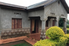 Unser Gästehaus in Ruanda, nahe Kigali