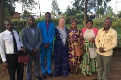 Unser Team in Ruanda